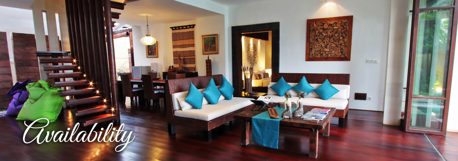 Villa Samudra Availability Calendar, Best Wedding Beachfront Villa in Bali, Wedding Packages Beachfront Villa in Bali