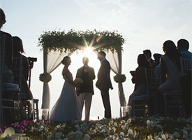 Villa Samudra Wedding Package